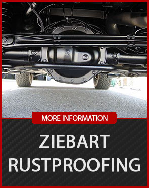 ZIEBART-RUSTPROOFING - Cairns Customs + Car Sound